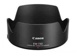 لنز هود کانن مدل EW-73D Lens Hood For EF-S 18-135mm USM