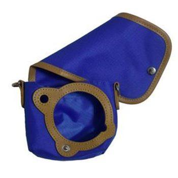 کیف فوجی مدل FUJIFILM Camera Case for INSTAX Mini 9 Cobalt Blue