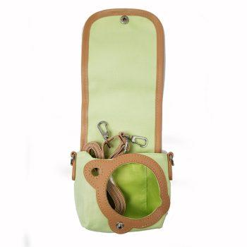 کیف فوجی مدل FUJIFILM Camera Case for INSTAX Mini 9 Lime Green