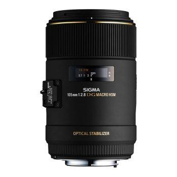 لنز سونی Sigma 105mm f/2.8 macro lens for Sony E